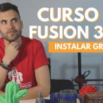 CURSO FUSION 360 - para principiantes 💥- DESCARGA E INSTALACIÓN 100% GRATIS - en Español #00