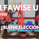 ALFAWISE U20 - IMPRESORA 3D ¿BUENA ELECCIÓN? ? - REVIEW EN ESPAÑOL