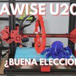 ALFAWISE U20 - IMPRESORA 3D ¿BUENA ELECCIÓN? 🤔 - REVIEW EN ESPAÑOL