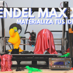 ¡Materializa tus ideas! - MENDEL MAX XL - Review en Español