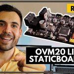 Review OVM20 Lite! Nueva electrónica de Staticboards