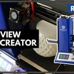 Review Prima Creator - MonoPrice / Impresora 3D fácil de usar