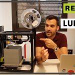 Review Lulzbot Mini. Impresora 3D profesional de escritorio.