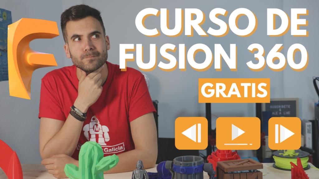 Diseño 3D - Curso Fusion 360 - para principiantes