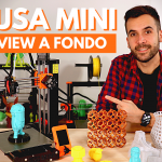 PRUSA MINI Original💥- REVIEW A FONDO impresora 3D - 💥 Español