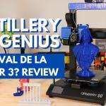REVIEW ARTILLERY GENIUS ?¿RIVAL DE LA ENDER 3? ?
