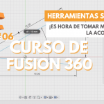 ¿CÓMO ACOTAR TUS SKETCH CON FUSION 360? Acotación y fórmulas ✍ Herramientas ⚒️ Sketch #06